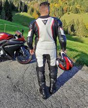 Dainese Motorrad Lederkombi 2 teiler