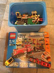 Lego City Eisenbahn 3677
