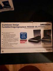 ovp Funkübertragungssystem Medion Life P75001