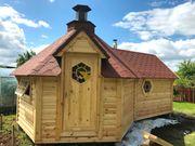 Grillhütte KOTA Sauna 9 2qm