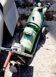 Pumpe Typ K610 aus Bronze