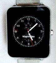 Elegante neue Smart-Watch mit Akku