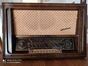 Röhrenradio Loewe Opta