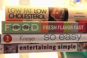 4 Amerikanische Kochbücher