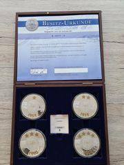 Gigant Medaillen Münzen Deutschland deine