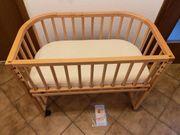 BabyBay Comfort mit Babybay-Matratze
