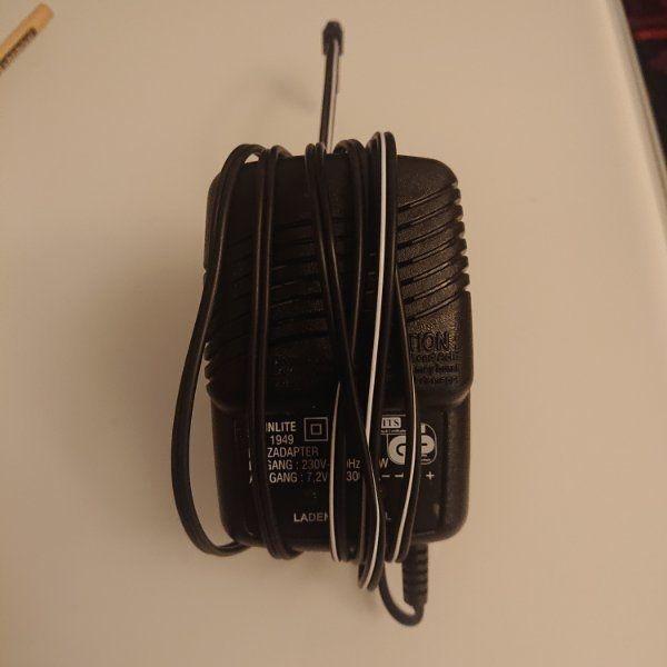 Ladegerät Netzadapter Johnlite Typ 1949