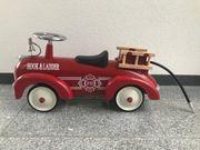 Feuerwehr Fahrzeug Bobby Car Hook