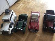 Blechspielzeug Autos Groß