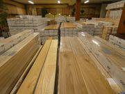 Großer Sonderverkauf von Massivholzdielen der