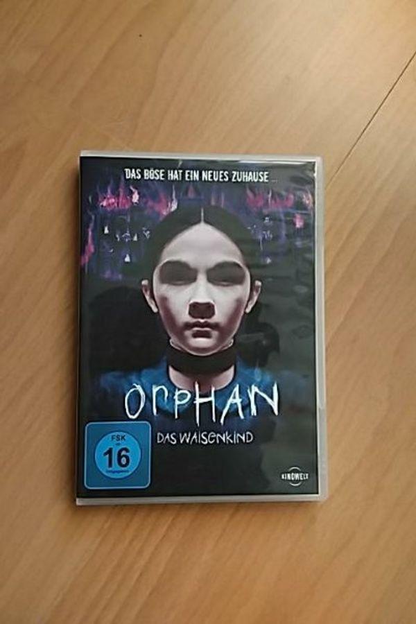 DVD Orphan Das Waisenkind