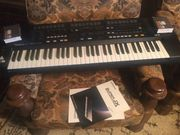 Synthesizer Roland E 36 intelligent