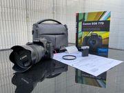 Super Schnäppchen Canon EOS 77d