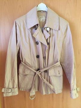 Leichte Damen Jacke beige Größe 42 BEXLEYS