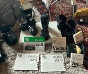 Fujica Vivitar AX-5 Kamera