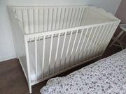Ikea Kinderbett Babybett Gitterbett 60x120