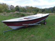 Ruderboot - Angelboot - Freizeitboot