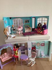 Barbies Puppen von Mattel