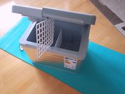 Alu-Kühlbox tragbar