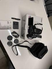 Canon EOS 500 D Startklar