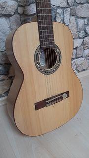 Kindergitarre 3 4 Gitarre Hellweg