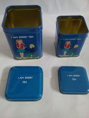 Teedosen Vorratsdosen