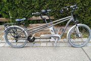 Flyer-Tandem E-Bike