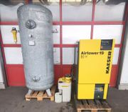 Kaeser Airtower 19 Schraubenkompressor
