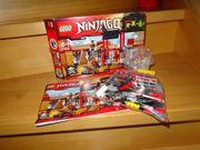 Lego Ninjago 70591 - Kryptarium-Gefängnisausbruch komplett