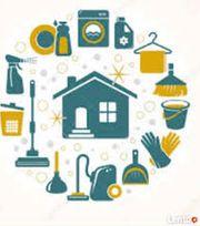 Solide Haushaltshilfe Reinigung von Mehrfamilienhäusern