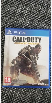 Ps4 Call of Duty Advanced