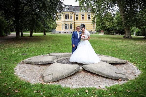 Traumhaftes Prinzessinnen Brautkleid