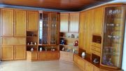 Wohnzimmerschrank Echtholz