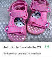 Hello kitty Sandaletten 23
