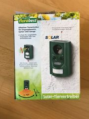 Maulwurf Solartiervertreiber von Florabest zu