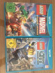 Wii U Lego City und