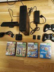 Xbox 360 mit Kinect