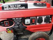 Notstromagregat 4 Takt Benzimotor