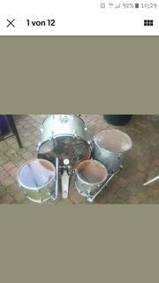 Schlagzeugteile