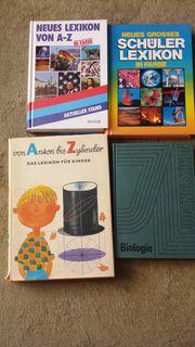 Sammlung Lexika aus Ost und