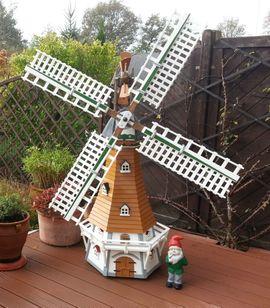 Windmühle: Handgefertigtes Liebhaberstück