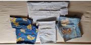 6 x Kinderbett-Wäsche 100x135 cm