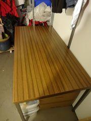 großer Schreibtisch ca 160x80 stabil