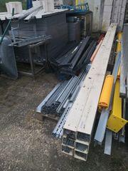 Quadratrohr 120x120x3 pulverbeschichtet
