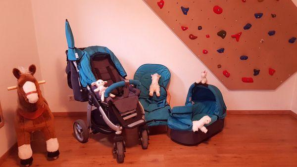 Teutonia Kinderwagen für 99 Euro