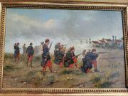 Gemälde vom DeutschFranzösischen Krieg 187071