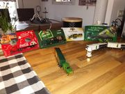 Kinderspielzeug LKW s mit Anhänger