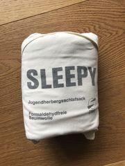 Jugendherbergsschlafsack 100 Baumwolle