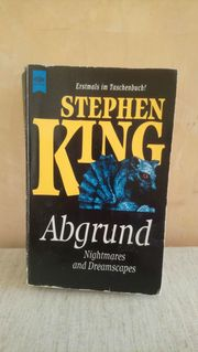 Stephen King Abgrund Nightmares und