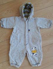 Baby Anzug Wagenanzug ungefüttert H